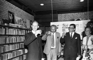 A4005 - Opening bibliotheek
