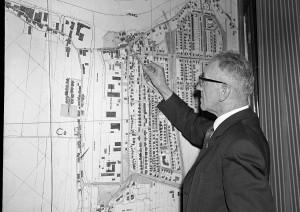 A4953 - Kamer burgemeester Aalbers