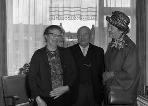 B0315 - Werkbezoek CDK J. Klaasesz en echtgenote