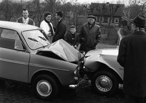 B1175 - Aanrijding auto
