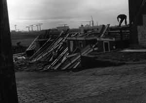 B1543 - Afbraak woningen Stormpolder