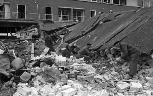B1873 - Explosie Raadhuisplein