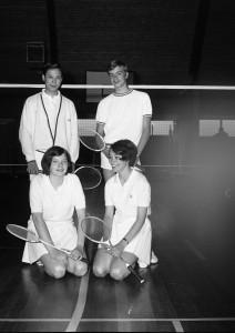 B2180 - Badmintonkampioen SVK