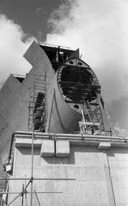 B2521 - Boot in aanbouw bij Vd Giessen (Abel Tasman)