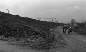 B3048 - Dijkwerkzaamheden bij Algerabrug aan Capelse kant