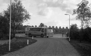 B4332 - Opening busbaan