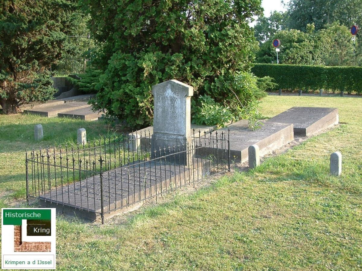C0445 - De oude begraafplaats