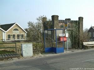 C0523 - Transformatorhuis bij bushalte naar Gouda