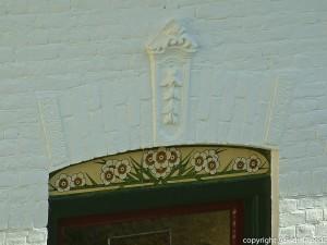 C0531 - Huis IJsseldijk nr 72 benedendijks raamversiering